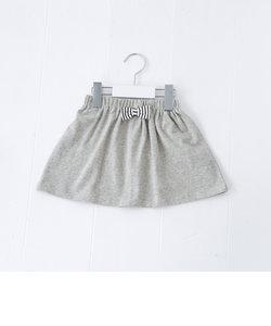 ベア天竺リボンスカート