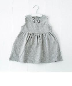 リボン付きジャンパースカート(100cm~130cm)