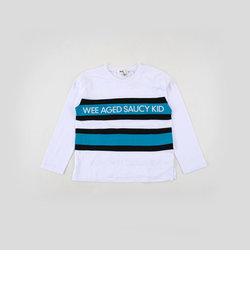 【カタログ掲載】天竺バストラインTシャツ(140cm~160cm)