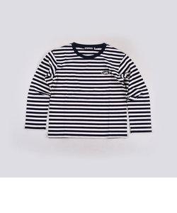 スクールボーダーTシャツ