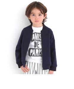 ジョグ デニム ジャケット & ロゴ Tシャツ セット (90cm~140cm)