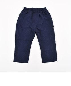 膝切り替え ロゴワッペン タフタ パンツ (80cm~150cm)