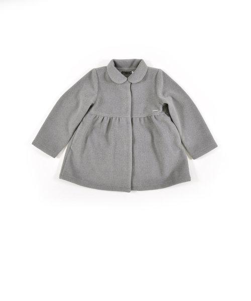 丸襟 圧縮 ニット コート(100cm~150cm)