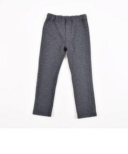 無地 チェック 星 総ゴム ベロアボンディング パンツ (80cm~130cm)