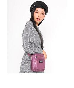 【ニコ☆プチ掲載】ロゴテープ ミニショルダーバッグ