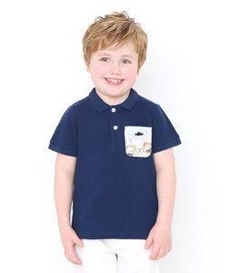 キッズポロシャツ/スイミーポケット(レオレオニショートスリーブポロシャツ)