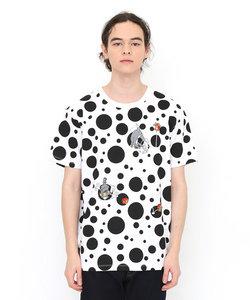 Tシャツ/ドットチェイス(トムとジェリーショートスリーブティーA)