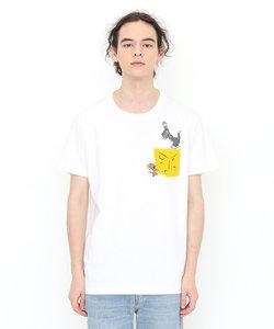 Tシャツ/ビッグチーズ(トムとジェリーショートスリーブティーB)
