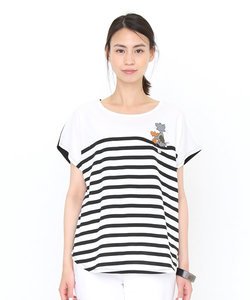 Tシャツ/フレンズ(トムとジェリーボックスティー)
