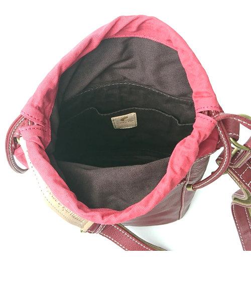 バングラ・巾着ショルダーバッグ(定価22,500円)