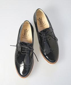 【BONTRE/ボントレ】ソールデザインシューズ[Esmeralda/エスメラルダ 靴]