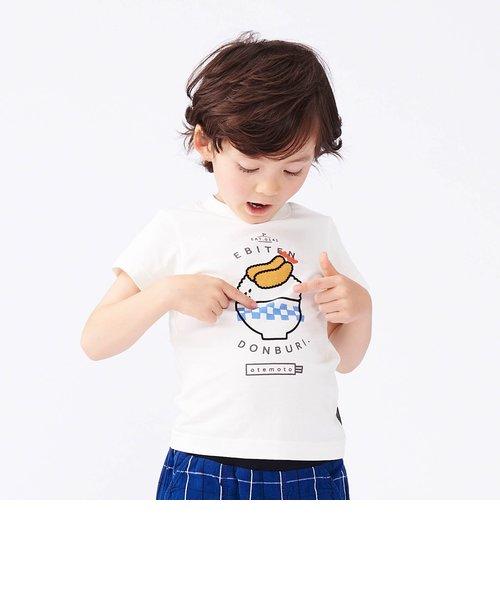 どんぶり半袖Tシャツ
