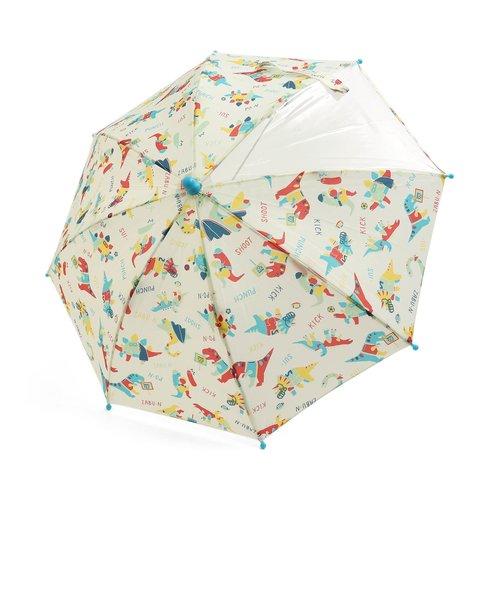 4色3柄傘