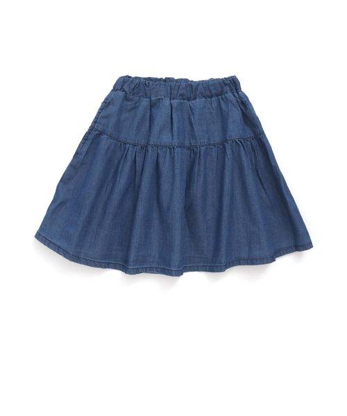 ぺチパン付きスカート