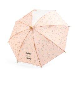 チューリップ柄傘