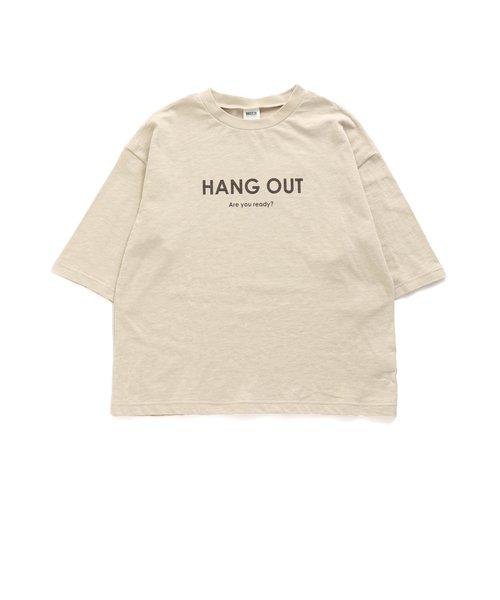 キャンプリンクママTシャツ