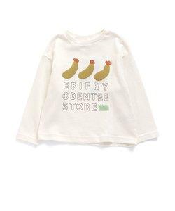 3色3柄食べ物Tシャツ