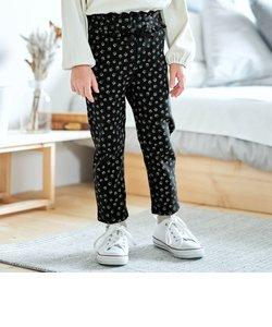 ウエストフリル | 7days Style パンツ  9分丈