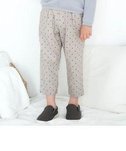 ゆったりテーパードパンツ | 7days Style パンツ  9分丈