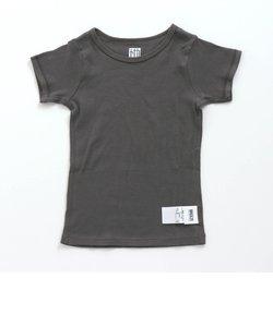 フライス半袖Tシャツ
