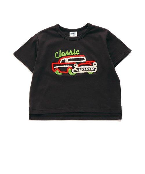 5色5柄サガラ刺繍Tシャツ