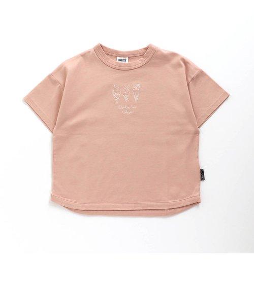 10柄モチーフ刺繍Tシャツ