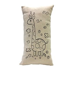Yogibo Canvas Cushion Long