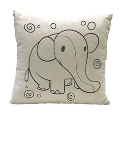 Yogibo Canvas Cushion Square
