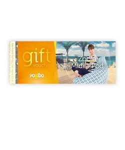 【SUMMER SALE対象商品】Yogibo Zoola Midi or Pod gift voucher