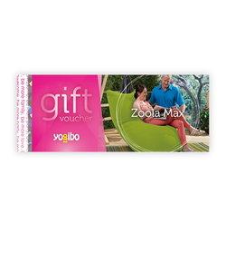 【SUMMER SALE対象商品】Yogibo Zoola Max gift voucher