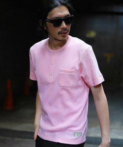 Health Knit別注ヘンリーネックTシャツ