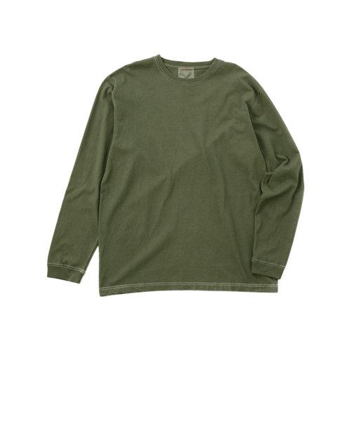 ロングスリーブTシャツ/コットン100%