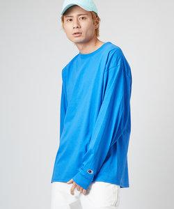【CHAMPION】長袖Tシャツ
