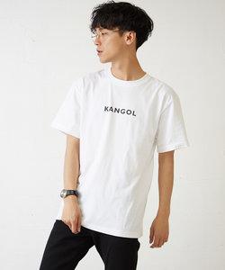 【KANGOL×NOUNO】半袖プリントTシャツ