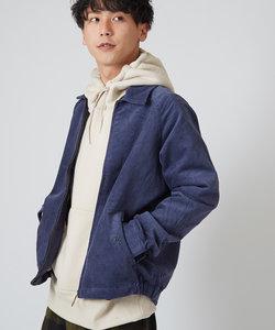 コーディロイスウィングトップジャケット