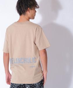 【B ONE SOUL】半袖リフレクターロゴTシャツ