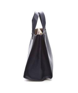 カシュカシュ cachecache / 仕切りポケット付きスクエアミニトートバッグ