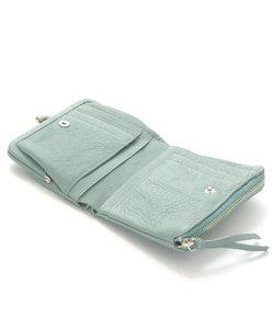マルメロ marmelo / バレンシアウォッシュ・ガマ口財布
