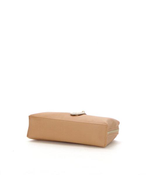 マルメロドルチェ marmelo Dolce / ヒネリ金具付きお財布ショルダー