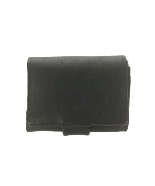 UNBILLION SELECT / イコット ikot / IK317002 / かぶせ2つ折り財布