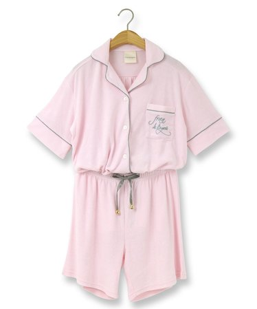 b210efff60ca46 fran de lingerie | フランデランジェリーのルームウェア・パジャマ通販 ...