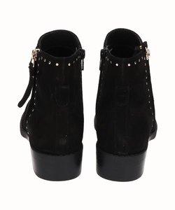 【Bridget Birkin】3.5cmスタッズショートブーツ