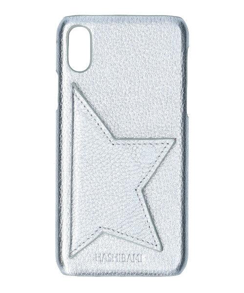 【HASHIBAMI】Hashibami Star Point iPhonecase 【スター ポイント アイフォンケース】iPhone X/XS 対応