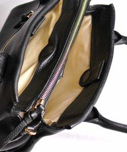 【NEUVILLE】レザーハンドバッグ
