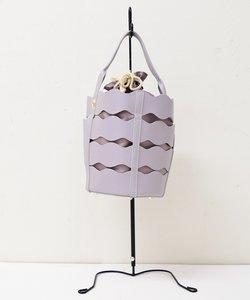 【SELECT BAG】2way巾着ショルダーバッグ