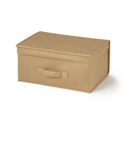 Folde たためるフタ式BOX II ベージュ