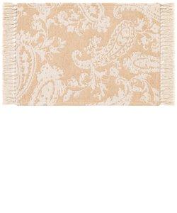 PAISLEY FRINGE RUG_50×70cm