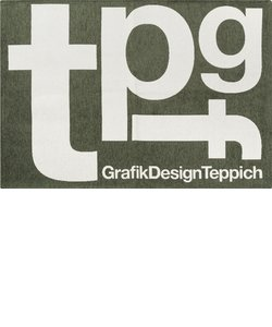 TYPOGRAPHY_[tpgf] RUG 90×130