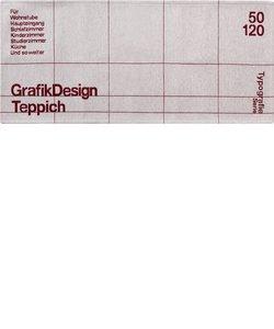 TYPOGRAPHY_[GRID] RUG 50×120
