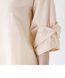 折り紙袖ブラウス